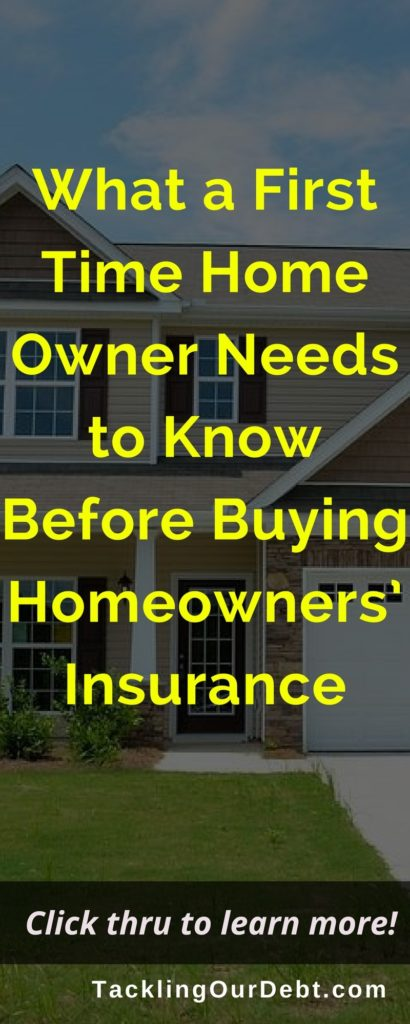 If you have just purchased your first home chances are you are very excited about moving in. But before you move in to your new home you will want to investigate your options for homeowners' insurance. Click thru to learn more about Purchasing Homeowners' Insurance!