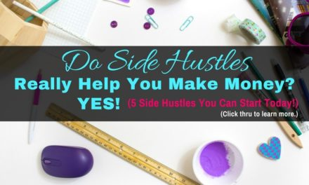 Do Side Hustles Really Help You Make Money?