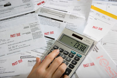 pay bills on time to save more money