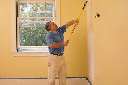 save money by learning how to do your own home improvements