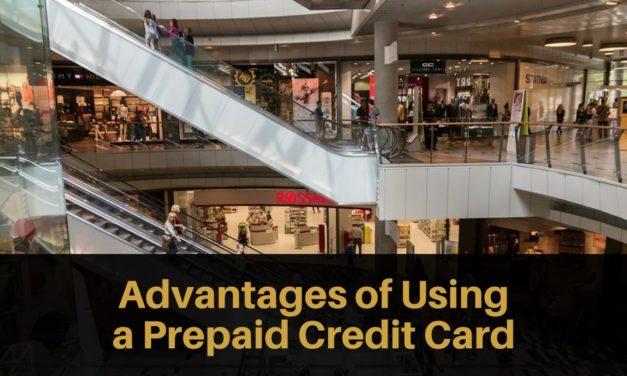 Advantages of Using a Prepaid Credit Card