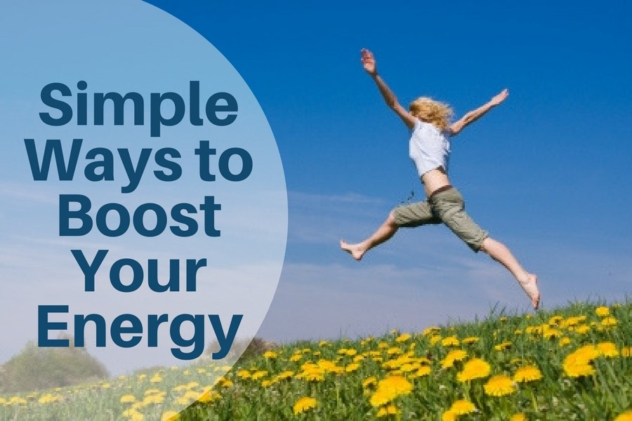 Simple Ways to Boost Your Energy Tackling Our Debt