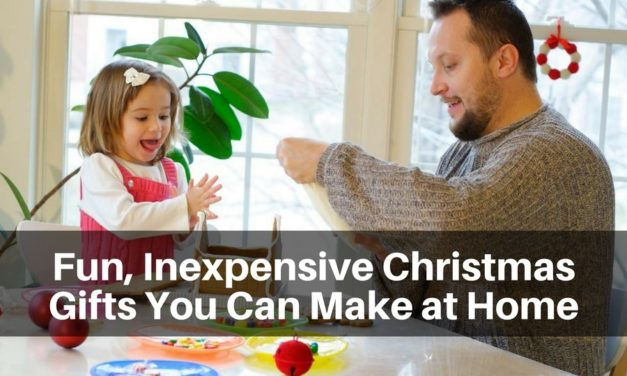 Fun, Inexpensive Christmas Gifts You Can Make at Home