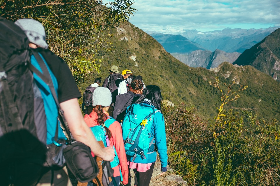 ways to make money with a hiking business
