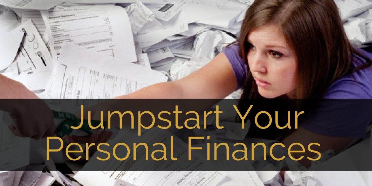 Jumpstart Your Personal Finances