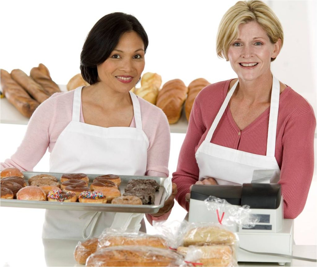 ways to make money by opening your own bakery