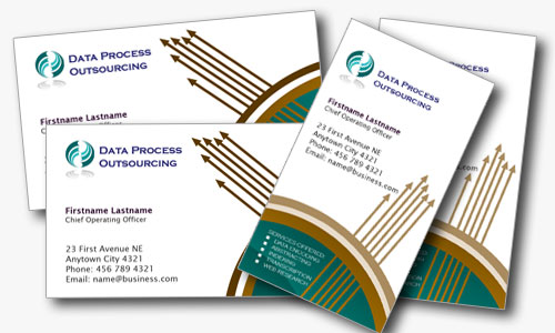 business cards for marketing