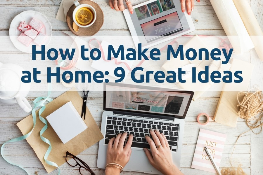 How To Make Money At Home Great Ideas Tackling Our Debt