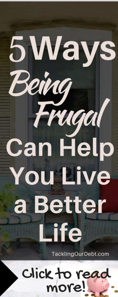 In a culture of instant gratification, where people have this mindset of wanting to have the latest or the best in everything, avoiding debt may be harder than most people think. Here's how being frugal can help you live a better life. Learn more! frugalliving