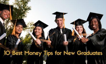 10 Best Money Tips for New Graduates