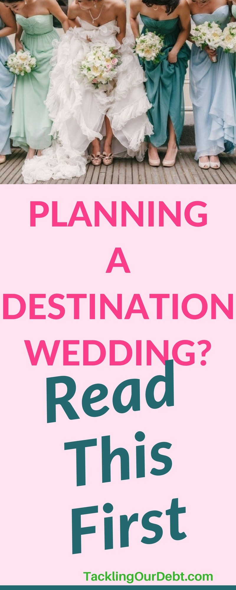 Planning a destination wedding? You can go to a beach, mountain top, Las Vegas, or wherever else you feel like saying your vows. However, there are a lot of things to consider when planning a destination wedding if you want it to go well. Learn more!