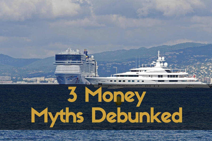 3 Money Myths Debunked