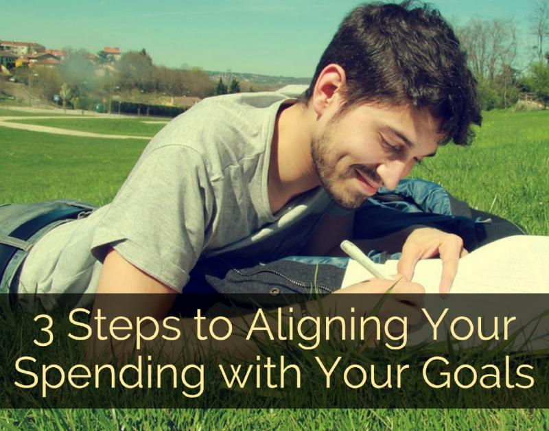 3 Steps to Aligning Your Spending with Your Goals