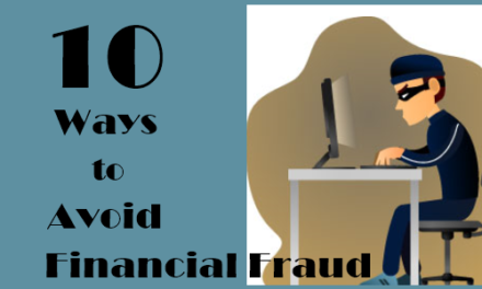 10 Ways to Avoid Financial Fraud