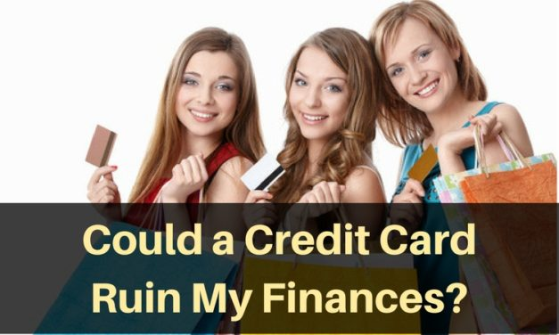 Could a Credit Card Ruin My Finances?