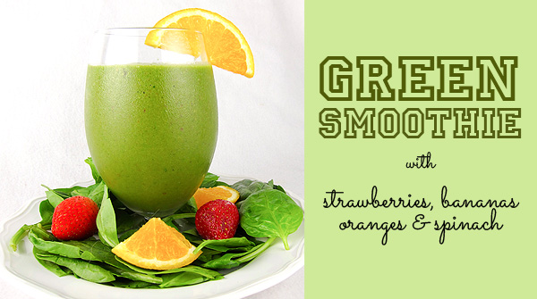 The Joy of Mindful Spending and Eating: A Green Smoothie