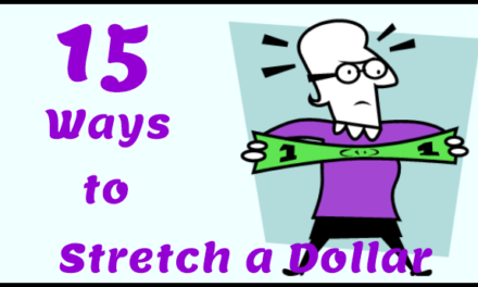 15 Ways to Stretch a Dollar