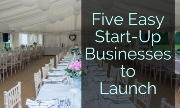 Five Easy Start-Up Businesses to Launch Just In Time For The Holidays