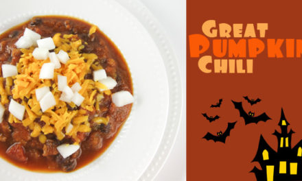 Great Pumpkin Chili