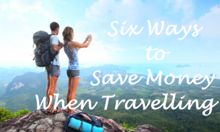 Six Ways to Save Money When Travelling
