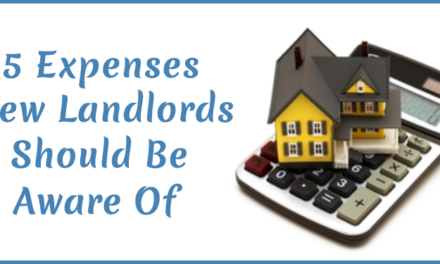 5 Expenses New Landlords Should Be Aware Of