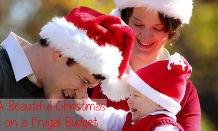 A Beautiful Christmas on a Frugal Budget