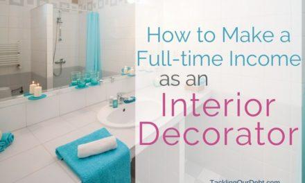 Small Business Idea: Become an Interior Decorator