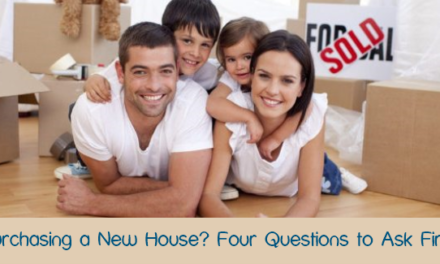 Purchasing a New House? Four Questions to Ask First