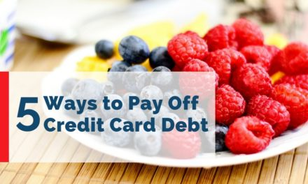 5 Ways to Pay Off Credit Card Debt