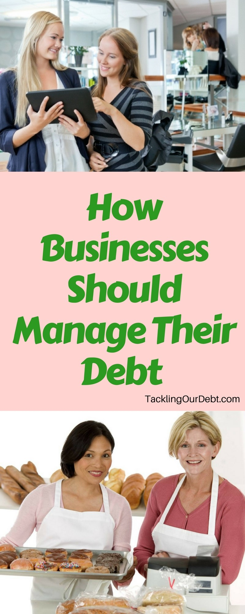 Businesses need to know how to manage their debt if they are going to be successful.