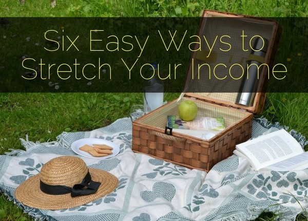 Six Easy Ways to Stretch Your Income