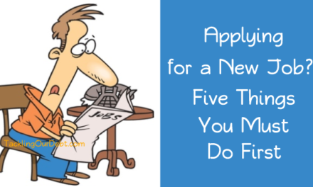 Applying for a New Job? Five Things You Must Do First