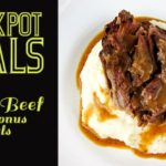 Crockpot Coke Roast Beef with Easy Remix Meals