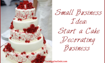 Small Business Idea: Start a Cake Decorating Business