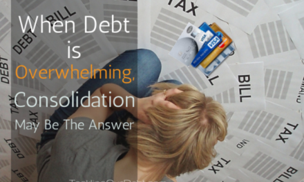 When Debt Is Overwhelming, Consolidation May Be The Answer