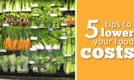 5 Tips to Lower Your Grocery Costs