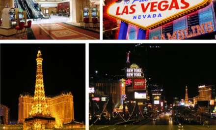 Five Top Things I Love About Las Vegas