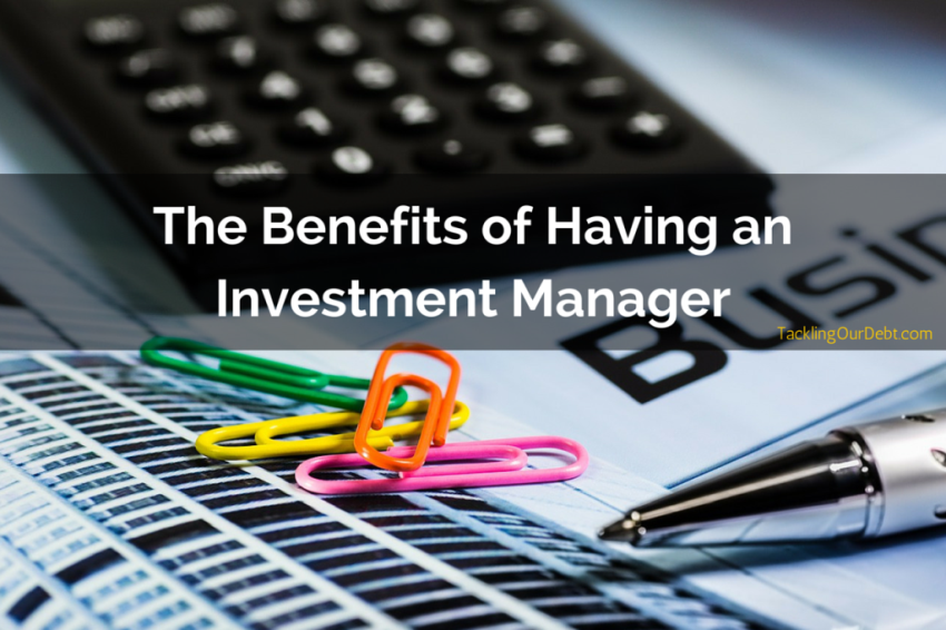 The Benefits of Having an Investment Manager