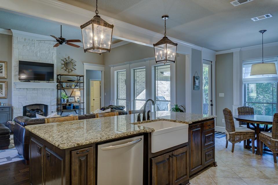 do a full kitchen renovation
