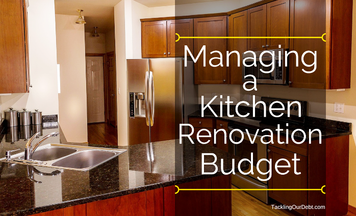 Managing a Kitchen Renovation Budget