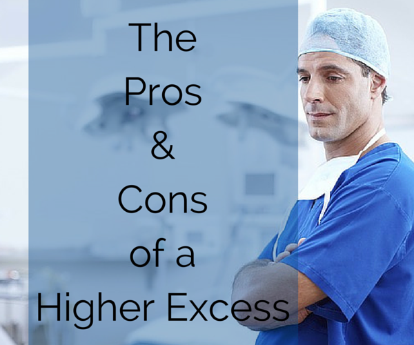 The Pros and Cons of a Higher Excess