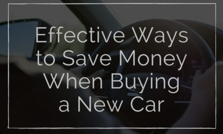 Effective Ways to Save Money When Buying a New Car