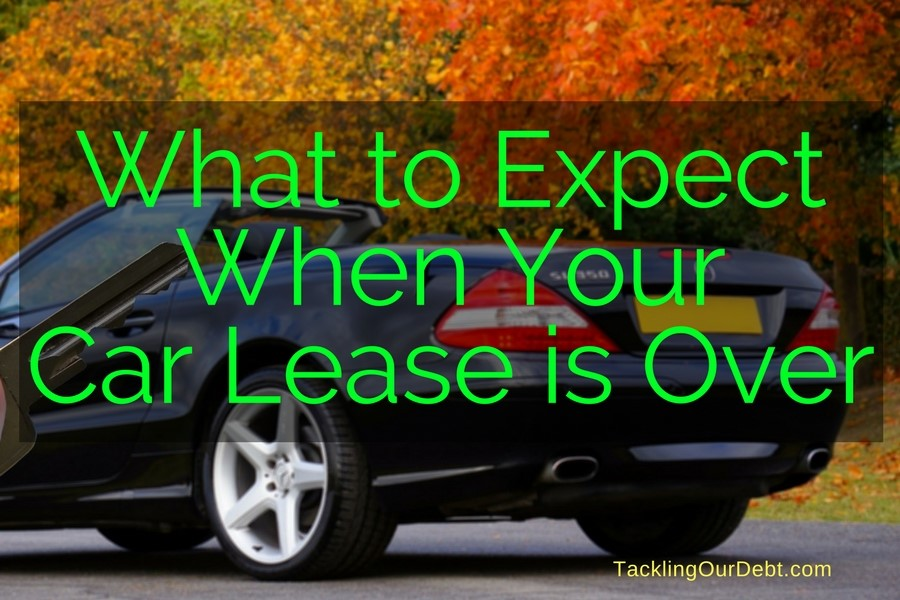 What To Expect When Your Car Lease is Over