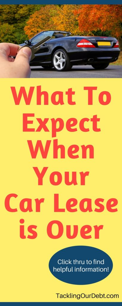 What To Expect When Your Car Lease is Over #carlease #buyinganewcar