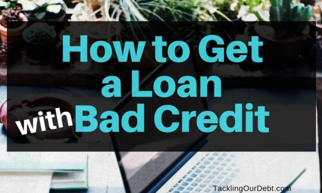How to Get a Loan with Bad Credit