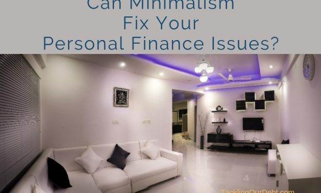 Can Minimalism Fix Your Personal Finance Issues?